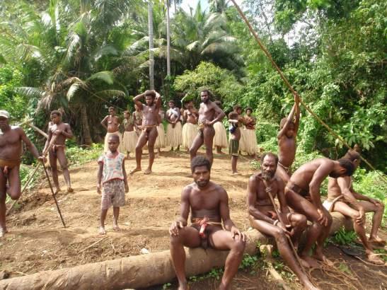 Indigenous forest based Ni-Vanuatu Community